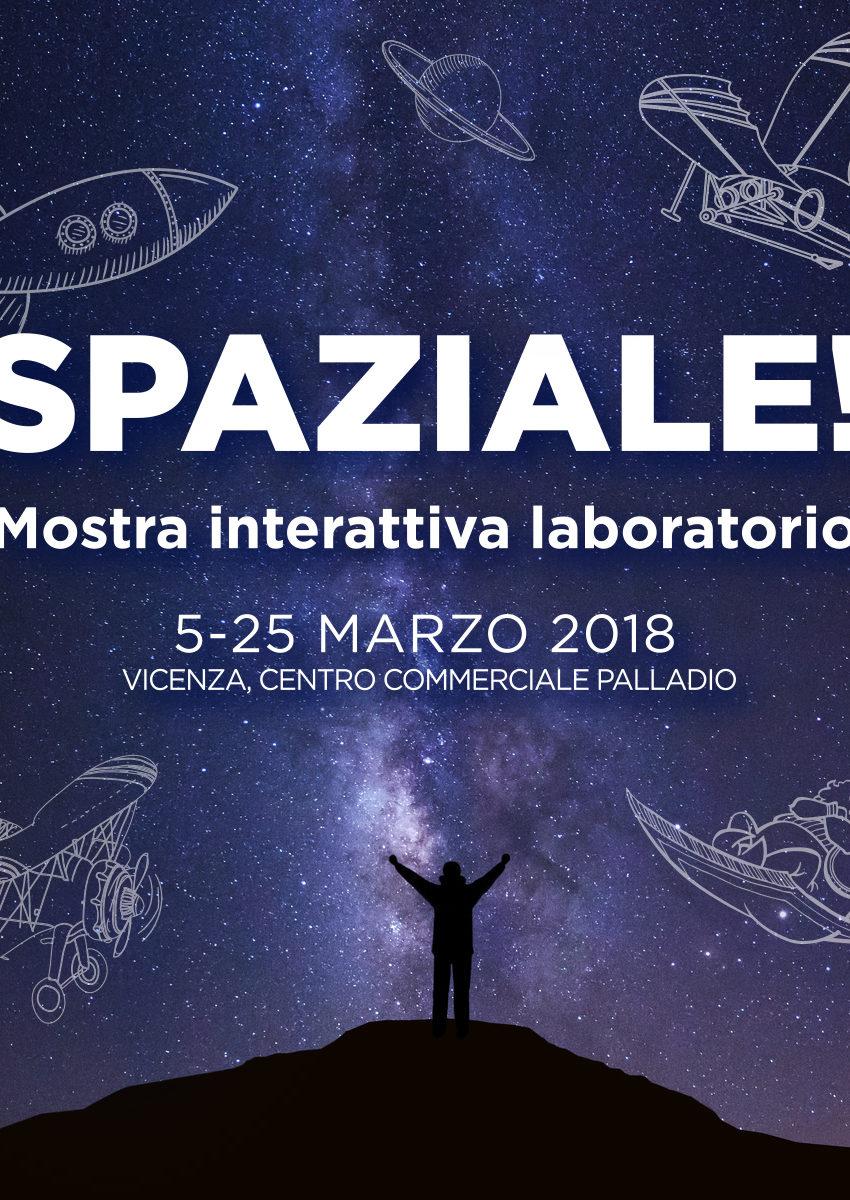 SPAZIALE! Mostra interattiva laboratorio Vicenza Educazione STEAM scienza costellazioni